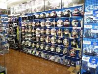 ARAIヘルメットテクニカルプロショップ(長岡店)
